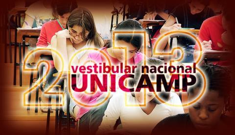 Vestibular 2013: inscrições começam no dia 20 de agosto