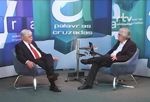 Roberto Romano e Marcus Vinicius Ozores