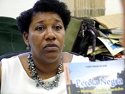 Elaine Pereira da Silva, autora de