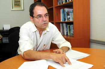 Luís Alberto Magna, pró-reitor de graduação da Unicamp