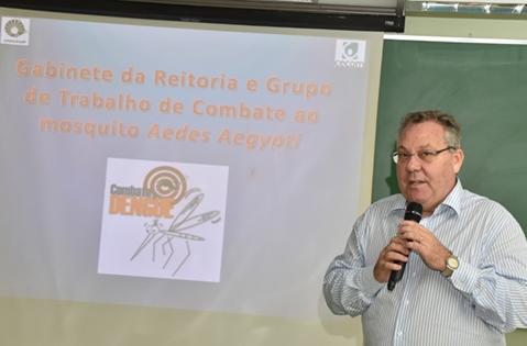 O chefe de Gabinete, Paulo Cesar Montagner