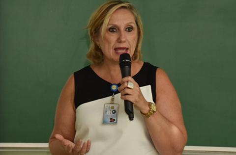 Mary Ann, membro da Rede Zika Unicamp