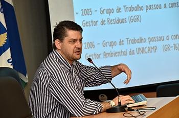 Juliano Finelli, coordenador executivo do GGUS