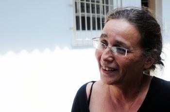 Leda Maria Titahy, chefe do DPCT