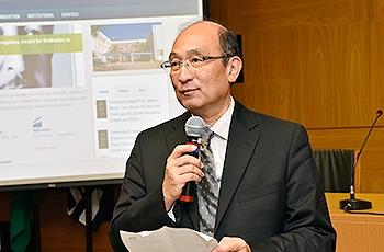 Professor Celso Morooka, da FEM