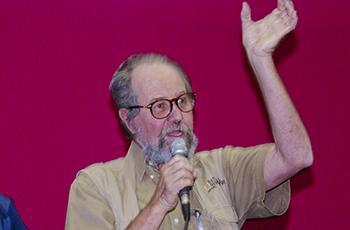 O professor Carlos Henrique Brandão