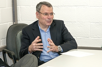 Gerson Vallim Brisola, gerente-executivo da IBM