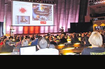Evento de abertura da IYCr2014 na sede da Unesco