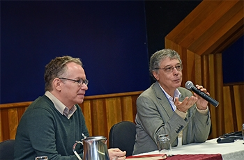Marcelo Knobel e José Francisco Soares