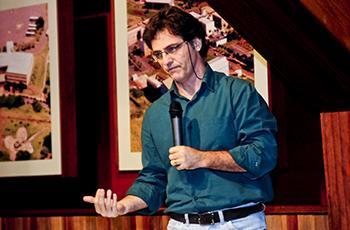 Sandro Tonso, professor da Faculdade de Tecnologia