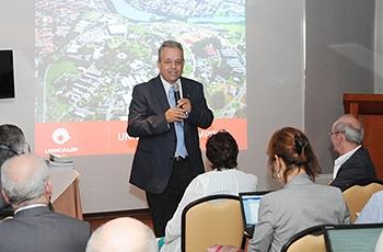 Unicamp apresenta parcerias consolidadas com a França