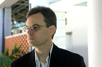 O pesquisador Alberto Jakob