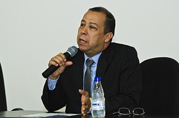 Adauto Soares falou pela Unesco Brasil
