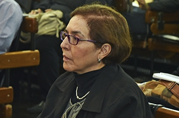 Adelaida González, da Universidade de Antioquia
