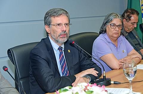Brito Cruz, diretor-científico da Fapesp