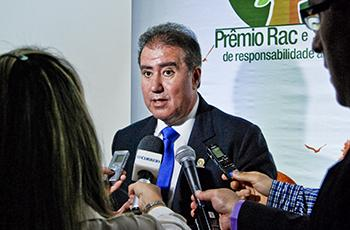 O prefeito de Campinas, Jonas Donizetti