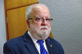 O reitor da Unicamp, José Tadeu Jorge