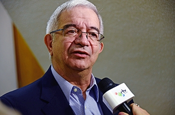 O reitor Fernando Costa (2009-2013)