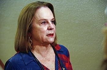 Presidente da Comissão Unicamp ano 50, Itala Maria Loffredo D'Ottaviano