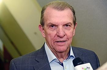 O reitor Carlos Vogt (1990-1994)