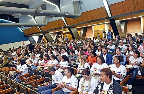Público da Sipat: organização frente à conjuntura
