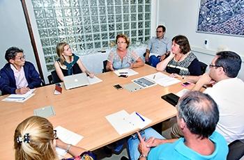 Reunião define grupos da força-tarefa da Unicamp