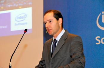 Nuno Simões, diretor da Intel Software