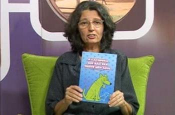 A pedagoga Janete Viccari Barbosa