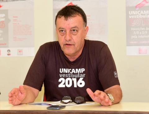 Capelas de Oliveira, coordenador da Comvest