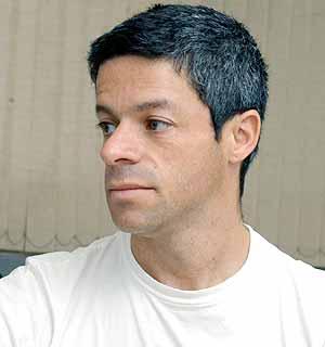 Adalberto Magno, brasileiro radicado em Portugal: envolvido em atividades que vão da dança à organização de festivais.