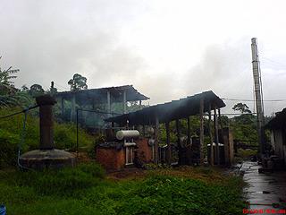 Microdestilaria  na Fazenda Jardim, em Minas Gerais (Foto: Divulgação)