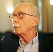 Antonio Candido, recentemente no filme sobre a vida e a obra de Sérgio Buarque de Holanda