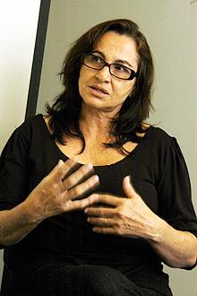 A professora Geralda de Oliveira Santos Lima, autora do estudo: mergulho na história para contextualizar o cangaço (Foto: Antoninho Perri)