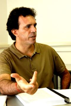 O economista Rodrigo Pereyra de Sousa Coelho, pesquisador do Nepp: