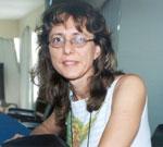 A professora Fátima Évora: tática vitoriosa de multiplicação
