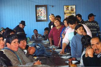 """Cenas do cotidiano mapuche: povo rejeita a definição de """"índio"""" em razão da carga preconceituosa que o termo carrega (Foto:Divulgação/Antoninho Perri)"""