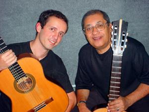Euclides e Luizinho: shows e CDs gravados